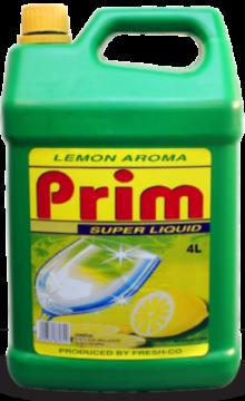 det ene lemon prim 4l